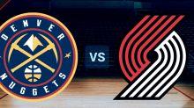 Cómo ver Denver Nuggets vs. Portland Trail Blazers EN VIVO por la NBA con Facundo Campazzo: hora, canal de TV y streaming