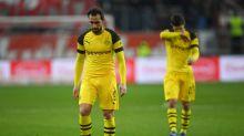 Fortuna hand Bundesliga leaders Dortmund shock loss