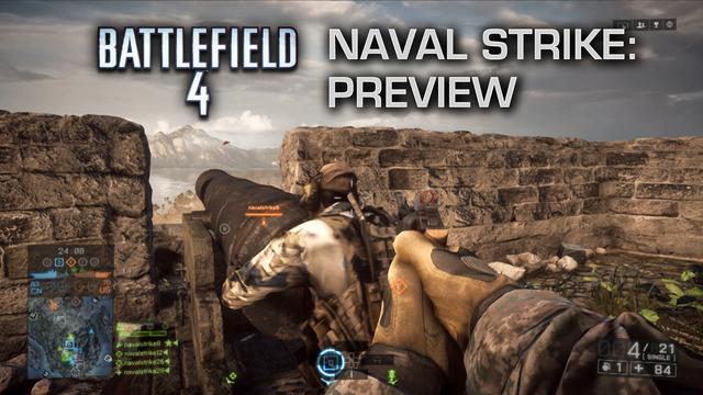 Sharks and Cannonballs - Battlefield 4: Naval Strike Preview