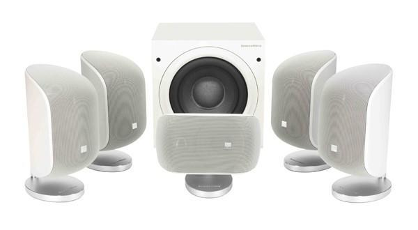 Bowers and Wilkins refreshes M-1 speaker and PV1D subwoofer, new Mini Theater bundles coming soon