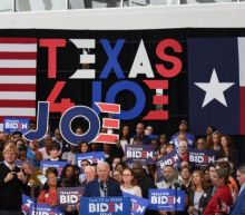 Outsized support from women has Biden ahead or competitive in Iowa, Georgia, and Texas, poll finds