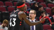 Raptors coach Nurse wants Siakam to be smarter about foul trouble