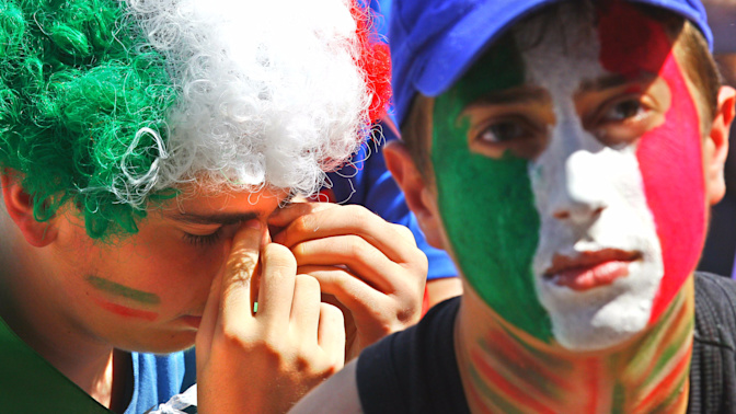 The EU is getting tough on Italy's insanely high debt