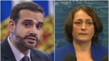 Education minister, teachers union head silent over Glaze report meeting