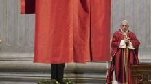 Doctors, nurses in Good Friday procession at Vatican