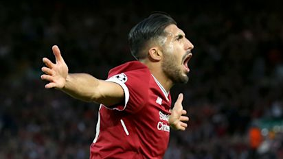 Liverpool storm into Champions League group stages