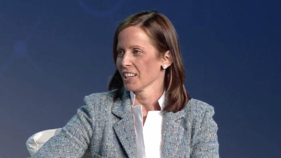 Nasdaq CEO Adena Friedman on new technologies in fintech
