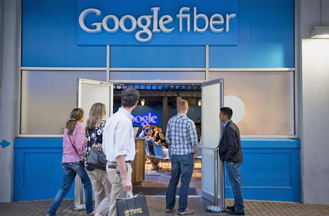 Google's Fiber rollout isn't going as planned
