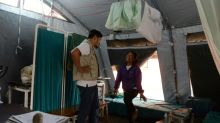 Nepal quake injured stalked by disability two years on