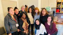 Meghan Markle Surprises Staff At Vancouver Women's Centre