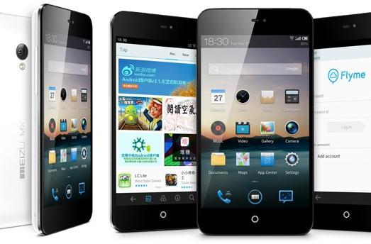 Meizu MX2 packs 1.6GHz quad-core chip, 4.4-inch display and Jelly Bean, due mid-December
