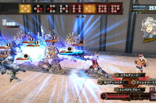Turn-based RPG Ar Nosurge will weave songs in its combat