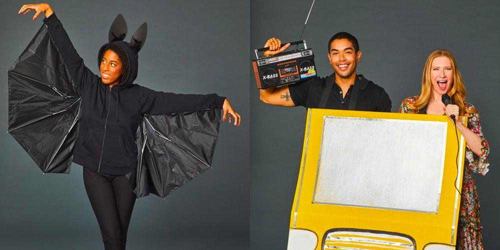 Costumes You Can Quickly Diy