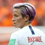 Megan Rapinoe condemns Trump's racist tweets: 'It's disgusting, to be honest'
