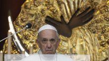 Papst gedenkt in Litauen der Opfer des Holocausts
