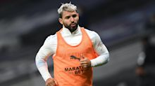 'We take it one step at a time' – Pep Guardiola will not rush Sergio Aguero back