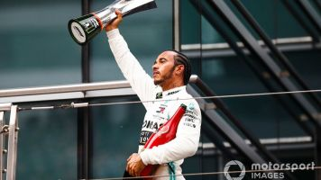 Hamilton the only driver on Senna's level - Berger