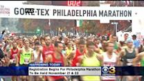Registration Underway For Philadelphia Marathon