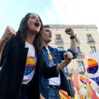 Spanish PM under pressure over Catalan protests