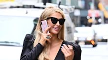 Which of Paris Hilton's famous old friends is in her new video?