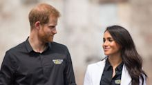 Prince Harry and Meghan Markle Wore Matching Outfits for the First Invictus Games Event in Australia