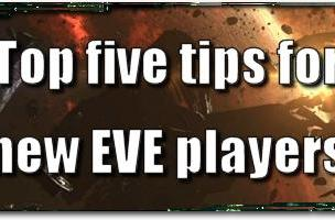 EVE Evolved: Top five tips for new EVE players
