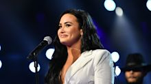 Demi Lovato's Huge Diamond Engagement Ring Apparently Cost Millions of Dollars
