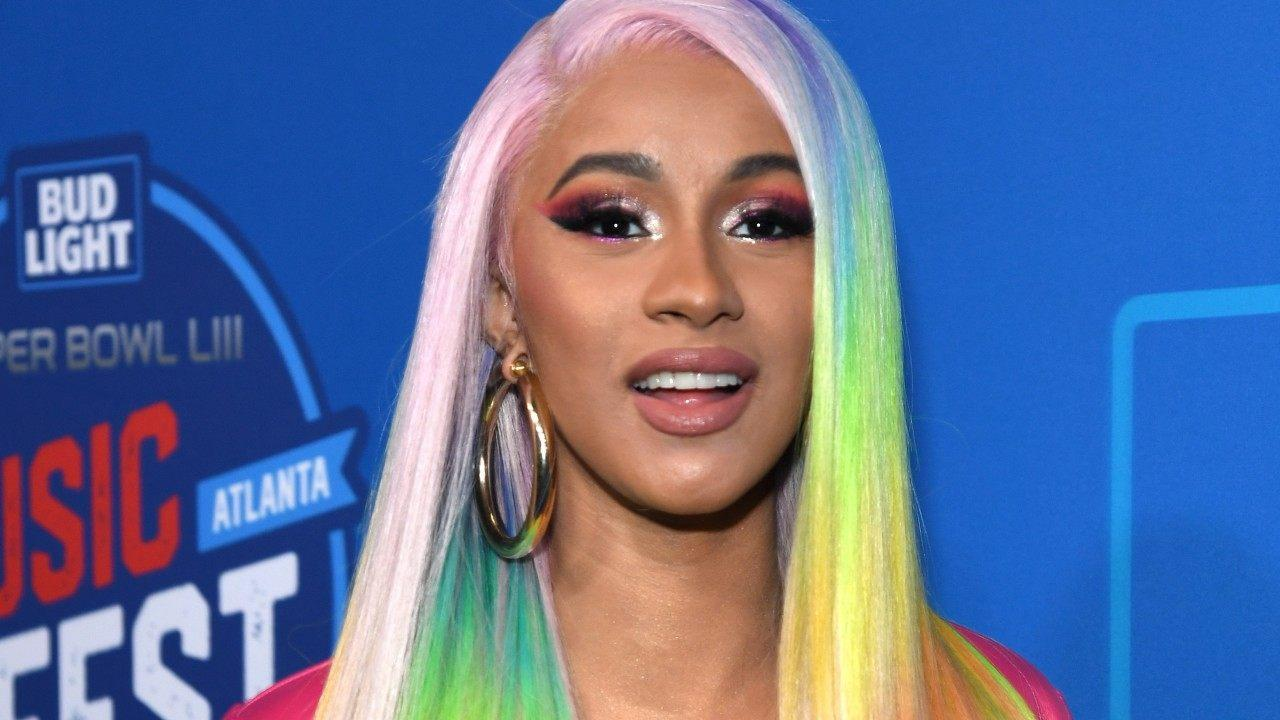 Cardi B Responds To Claims She Used To Drug And Rob Men