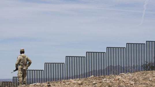 Trump is setting a trap for himself on the border wall