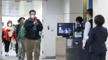 UK steps up checks on flights from China virus centre