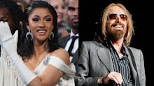Cardi B thanks Tom Petty for flowers, seemingly not realizing he's dead: 'This is such a beautiful note'
