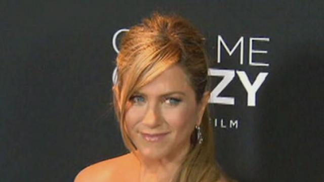 Jennifer Aniston Reveals Whose Hair She's Jealous Of