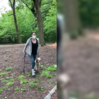 Viral video shows woman calling cops on black man in Central Park