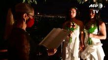 Primeiro casamento gay na Costa Rica