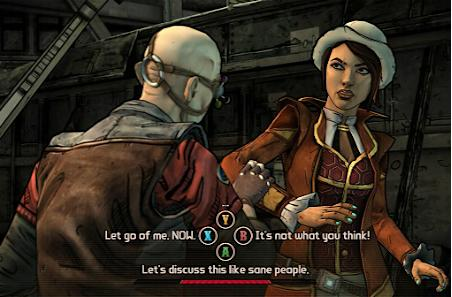Tales from the Borderlands rollin', rollin', rollin' out today