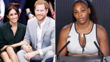 'You tried': Serena Williams' blunt response to 'absurd' Meghan Markle question