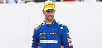 'Found damage': Brutal truth of Ricciardo's debut