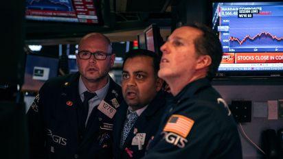 Stocks extend historic rout on virus panic