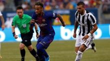 Neymar double gives Barcelona 2-1 win over Juventus