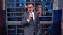 Colbert Reveals How Trump's Impeachment Is Already Worse Than Nixon's