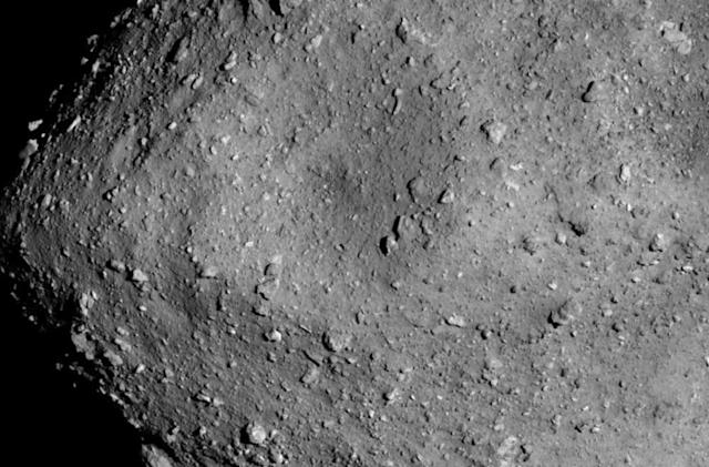 Hayabusa2 probe landing delayed due to rugged asteroid surface
