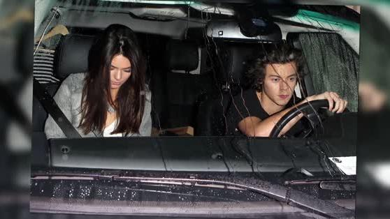 Harry Styles Whisks Kendall Jenner For a Second Date