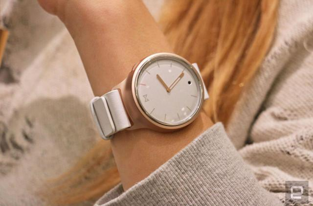 The Misfit Phase is yet another connected analog watch