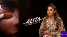 'Alita: Battle Angel's' Rosa Salazar praises James Cameron for championing female characters (exclusive)