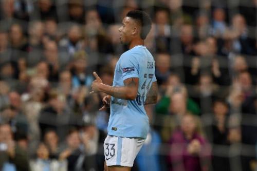 Jesus marca, Manchester City vence e segue 100% na Liga dos Campeões