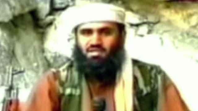 Bin Laden's son-in-law hit with terror charges