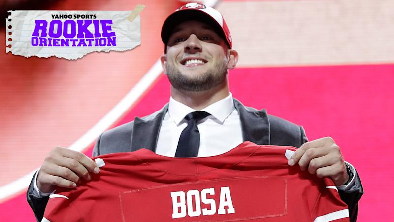 Rookie Orientation: Nick Bosa - The Prince Who Was Promised