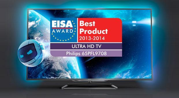 Philips wins award for as yet unannounced 65-inch 4K TV