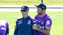 'Playing games': Coach confronts Cam Smith over NRL 'soap opera'