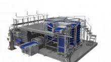 JBT Introduces New CleanFREEZE(TM) Spiral Freezer